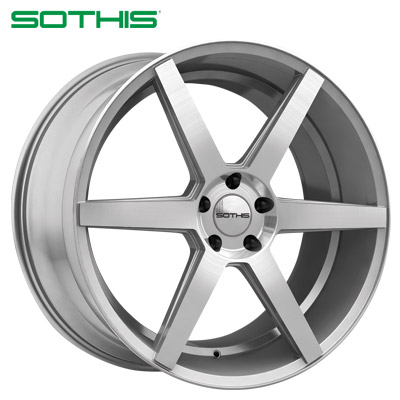 Sothis SC002 Silver Machined