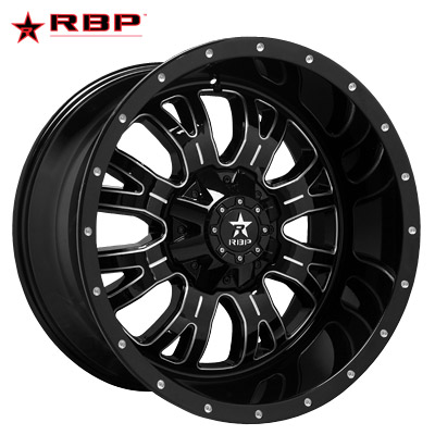 RBP RBP 89R Assassin II Gloss Black Machined