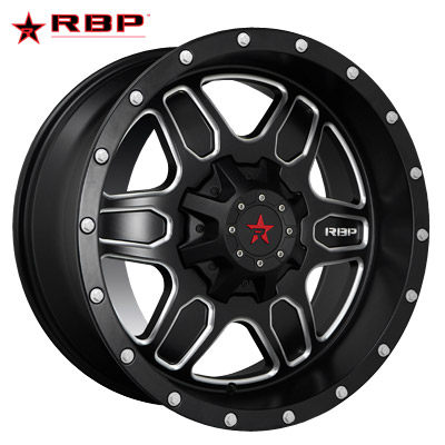 RBP RBP 86R Tactical Gloss Black Machined