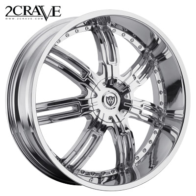 2 Crave No.27 Chrome