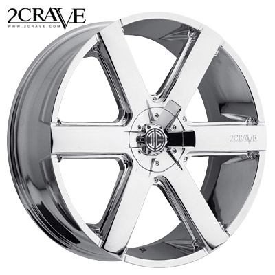 2 Crave No.31 Chrome