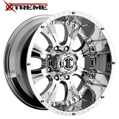 Xtreme NX-01 Chrome