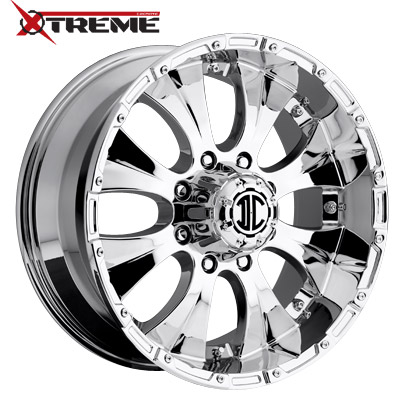 Xtreme NX-02 Chrome