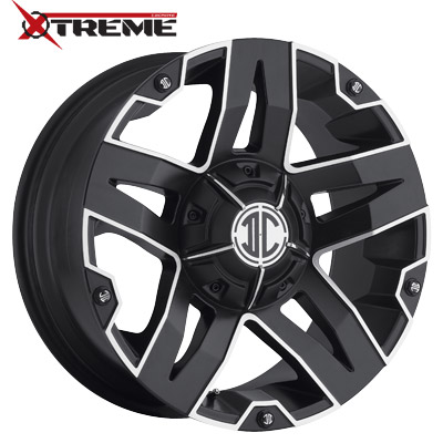 Xtreme NX-05 Matte Black Machined