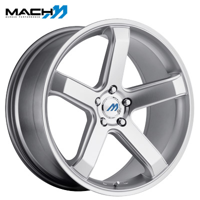 Mach Mach 05 Hyper Silver Machined