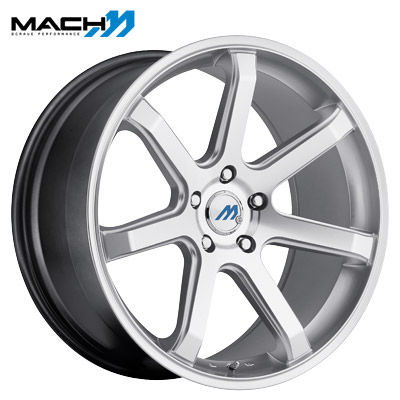 Mach Mach 07 Hyper Silver Machined