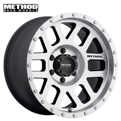 Method Race MR306 Mesh Machined