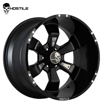 Hostile H103 Hammered 6 Asphalt