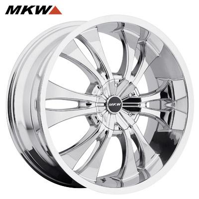 MKW M114 Chrome