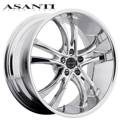 Asanti Black Label ABL-6 Chrome