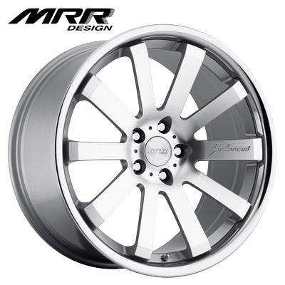 MRR Design CV8 Mach Silver w/Chr Lip