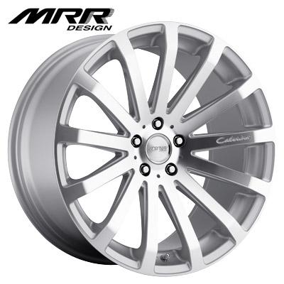 MRR Design HR09 Silver Machined