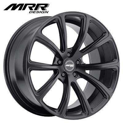 MRR Design HR10 Matte Black
