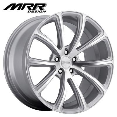 MRR Design HR10 Silver Machined