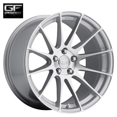 Ground Force GF6 Machined Silver