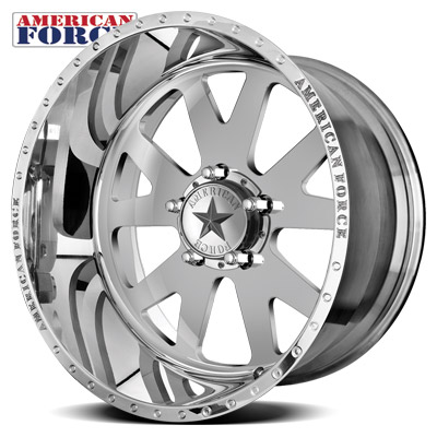 American Force SS5 Baus Polished