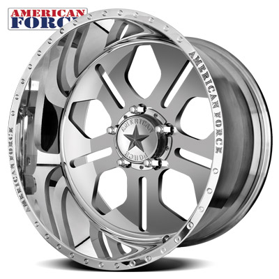 American Force SS5 Diamond Polished