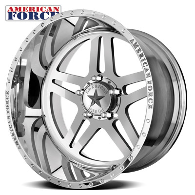 American Force SS5 Liberty Polished