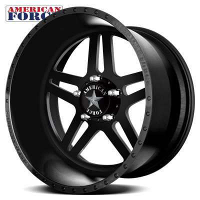 American Force SS5 Liberty Black