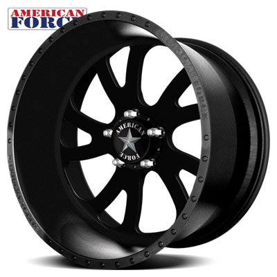American Force SS5 Octane Black