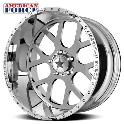 American Force SS5 Shield Polished