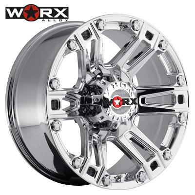 Worx 803 Beast 8 PVD
