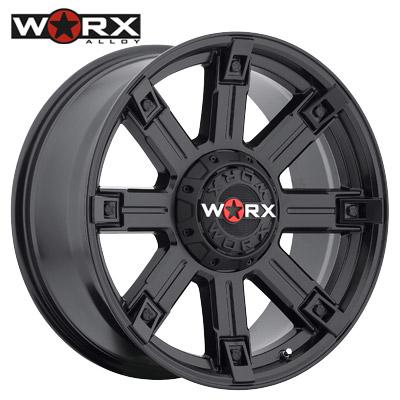 Worx 806 Triton Satin Blk