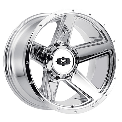 Vision Off Road 390 Empire Chrome