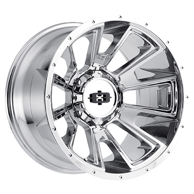 Vision Off Road 391 Rebel Chrome