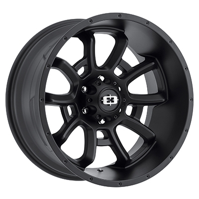 Vision Off Road 415 Bomb Satin Black