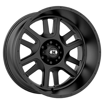 Vision Off Road 419 Split Satin Black