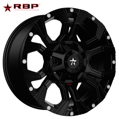 RBP RBP 64R Widow Gloss Black
