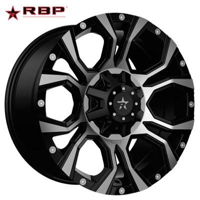 RBP RBP 64R Widow Machined Gloss Black