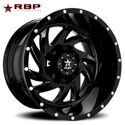 RBP RBP 66R HK-5 Glock Gloss Black
