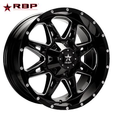 RBP RBP 67R AK-8 Gloss Black CNC