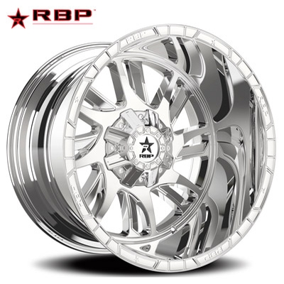 RBP RBP 69R Swat Chrome