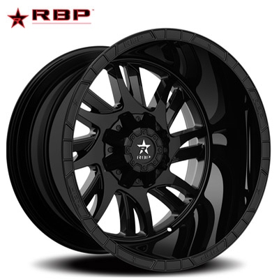 RBP RBP 69R Swat Gloss Black