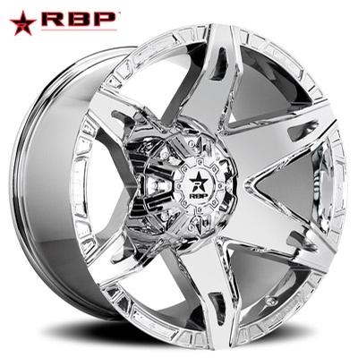 RBP RBP 70R Quantum Chrome