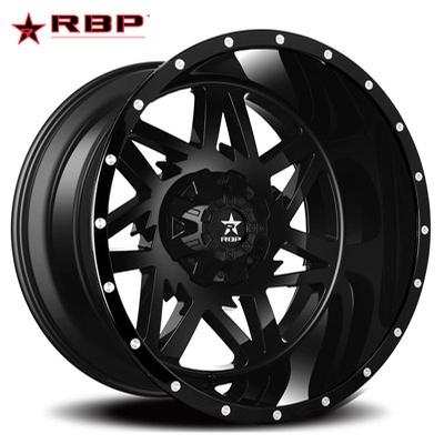 RBP RBP 71R Avenger Gloss Black