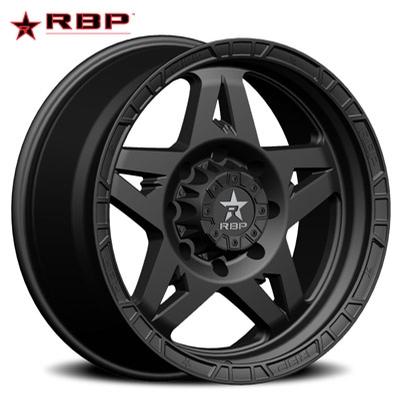 RBP RBP 72R Caliber-5 Satin Black