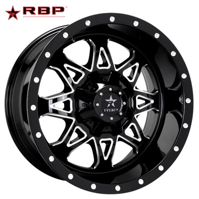 RBP RBP 79R Assault Gloss Black Milled