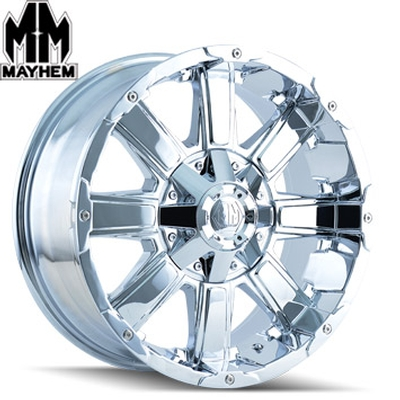 Mayhem 8030 Chaos Chrome