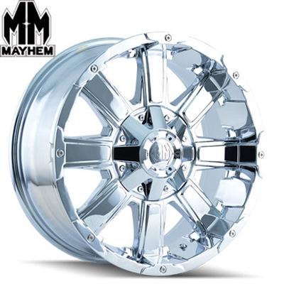 Mayhem 8030 Chaos Chrome