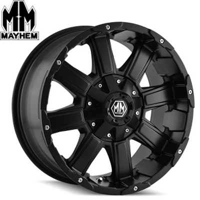Mayhem 8030 Chaos Matte Black