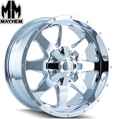 Mayhem 8040 Tank Chrome