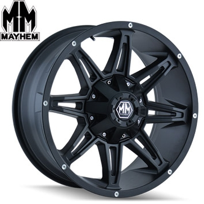 Mayhem 8090 Rampage Matte Black