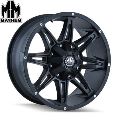 Mayhem 8090 Rampage Matte Black