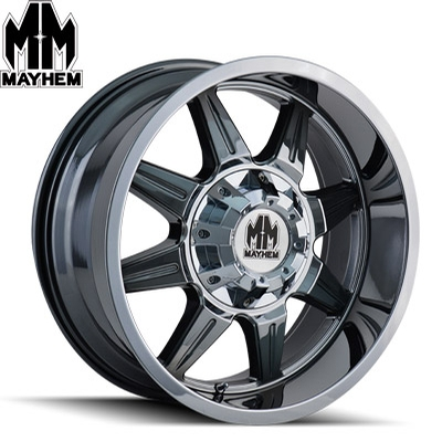 Mayhem 8100 Monstir PVD Chrome