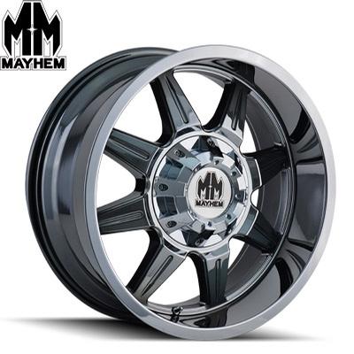 Mayhem 8100 Monstir PVD Chrome