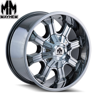 Mayhem 8102 Beast PVD Chrome